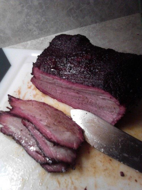 how to cook a beef brisket in a weber kettle