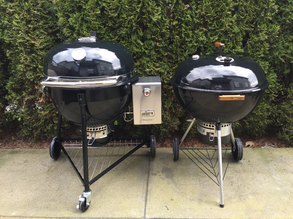 Weber Summit Charcoal Holzkohlegrill : How to smoke on your summit charcoal grill burning questions