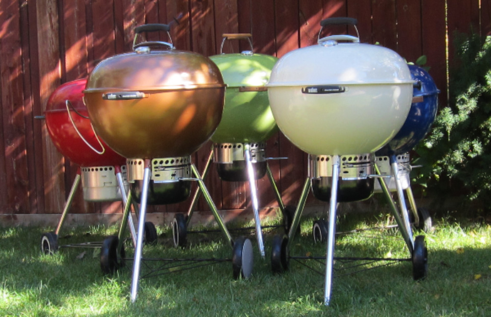 Weber Holzkohlegrill Master Touch Gbs 57 Cm Special Edition Pro : Weber master touch gbs special edition cm galaxus