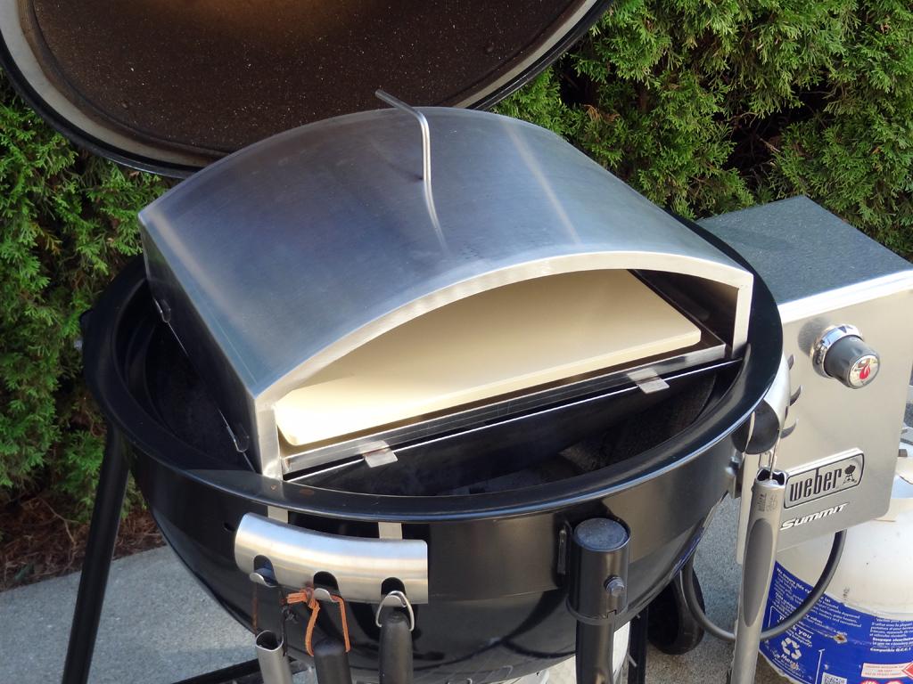Weber Summit Charcoal Holzkohlegrill : Präsentation und test weber summit charcoal grill auf mallorca